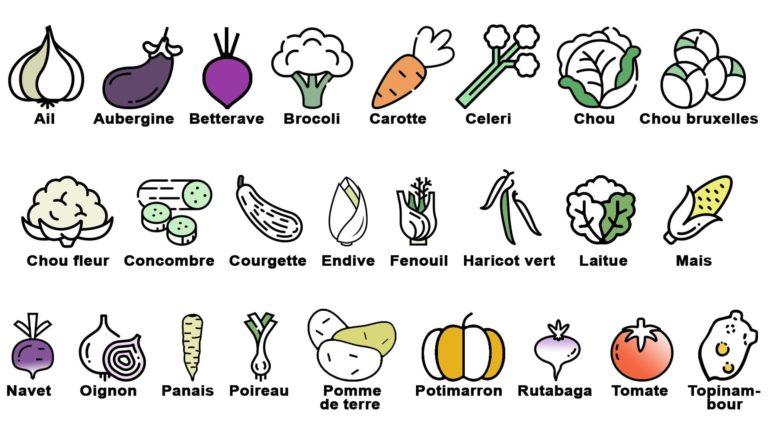 Octobre : quels légumes consommer ?